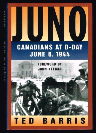 Image for Juno: Canadians at D-Day, June 6, 1944