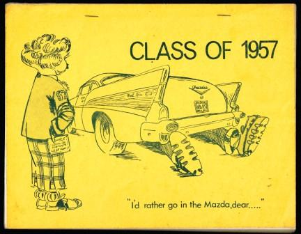 Image for Kitsilano Secondary School Class of 1957; Reunion, 1977