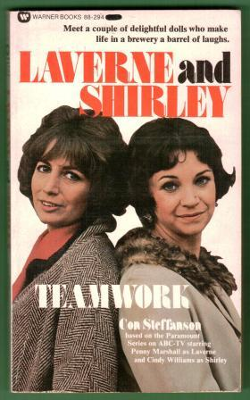 Image for Teamwork: Laverne and Shirley #1