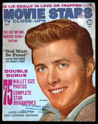 Image for Movie Stars TV Close-ups: July 1959