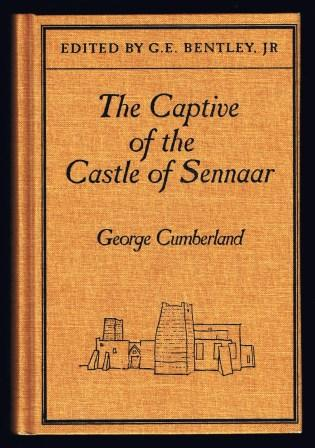 Image for The Captive of the Castle of Sennaar: An African Tale in Two Parts