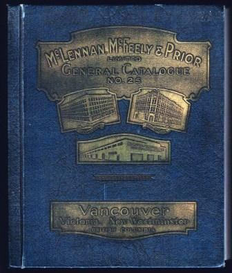 Image for McLennan, McFeely & Prior; General Catalogue No. 25