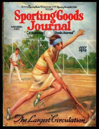 Image for Sporting Goods Journal: July 1928
