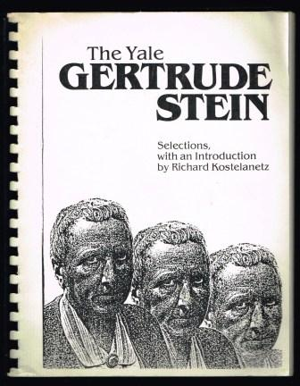 Image for The Yale Gertrude Stein: Selections