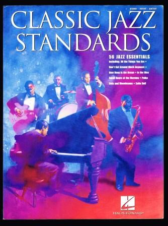 Image for Classic Jazz Standards: 56 Jazz Essentials