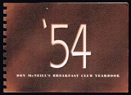 Image for Don McNeill's Breakfast Club Yearbook '54