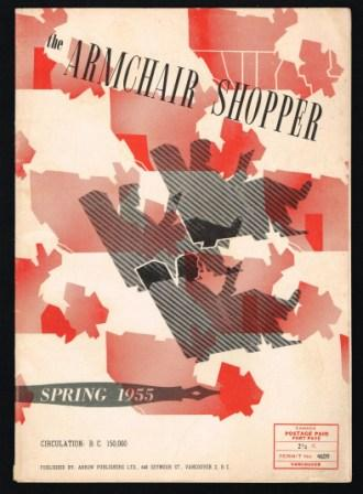 Image for The Armchair Shopper: Spring 1955