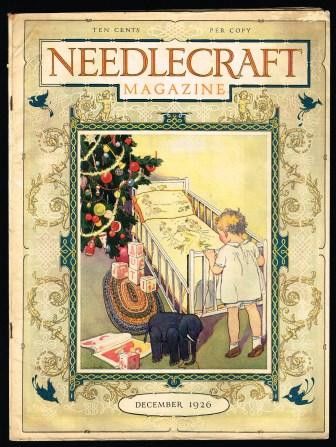 Image for Needlecraft Magazine: December, 1926