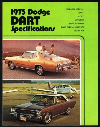 Image for 1975 Dodge Dart Specifications
