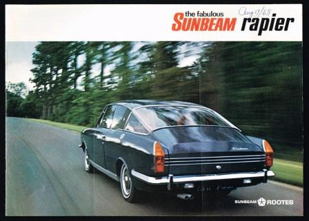 Image for The Fabulous Sunbeam Rapier