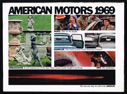 Image for American Motors 1969
