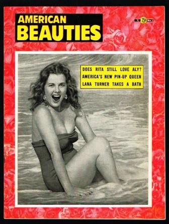 Image for American Beauties: Vol 1, No 1 - First Issue