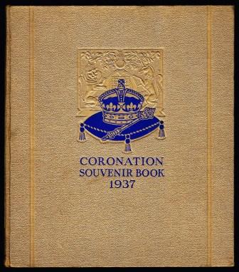 Image for Coronation Souverir Book 1937