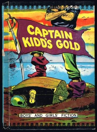 Image for Captain Kidd's Gold
