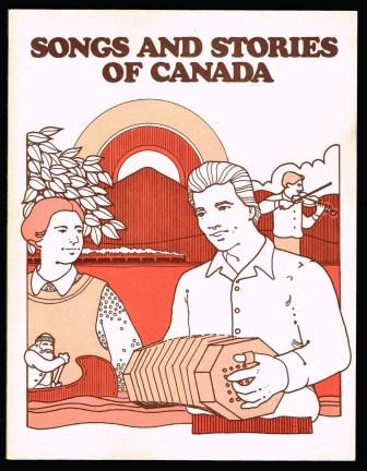 Image for Songs and stories of Canada