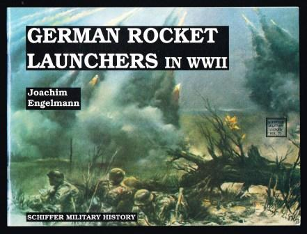 Image for German Rocket Launchers in WWII