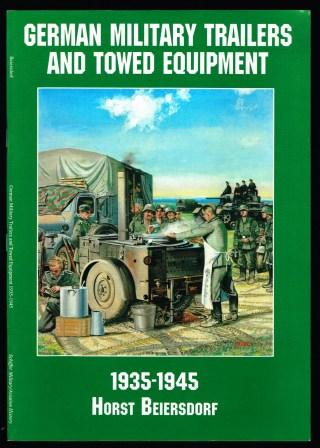 Image for German Military Trailers and Towed Equipment: 1935-1945