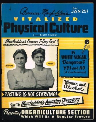 Image for Bernarr Macfadden's Vitalized Physical Culture; Dec 1951 - Jan 1952