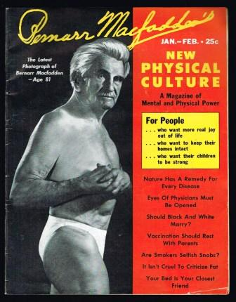 Image for Bernarr Macfadden's New Physical Culture; Jan - Feb 1950