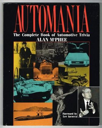 Image for Automania: The Complete Book of Automotive Trivia