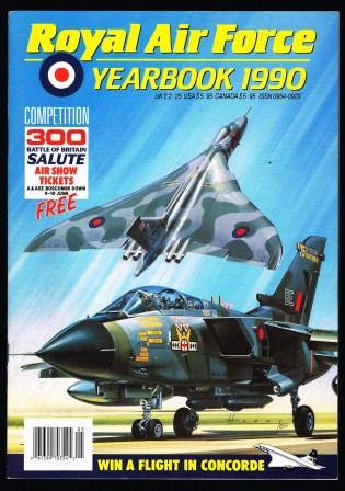 Image for Royal Air Force Yearbook 1990
