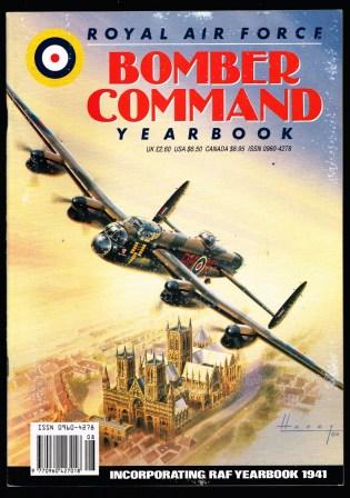 Image for Royal Air Force Bomber Command Yearbook; 1991/1941