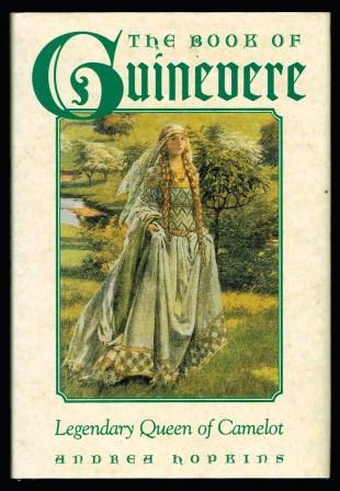 Image for The book of Guinevere : legendary queen of Camelot