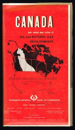 Canada, Your Annual Map Review of Oil and Natural Gas Developments