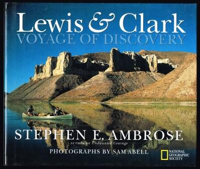 Image for Lewis & Clark: Voyage of Discovery