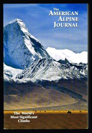 Image for American Alpine Journal 2007