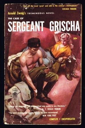 Image for The Case of Sergeant Grischa