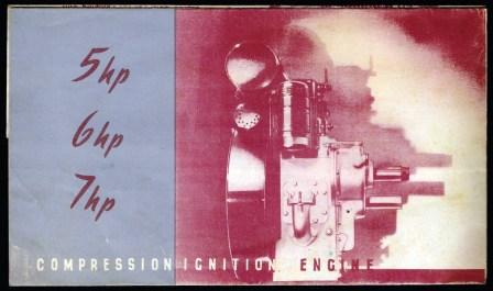 Image for Armstrong Sideley Compression Ignition Engine