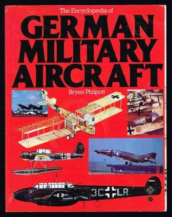 Image for The Encyclopedia of German Military Aircraft