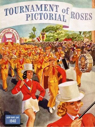 Image for Pasadena Tournament of Roses Pictorial; January 1, 1940, 51st Annual