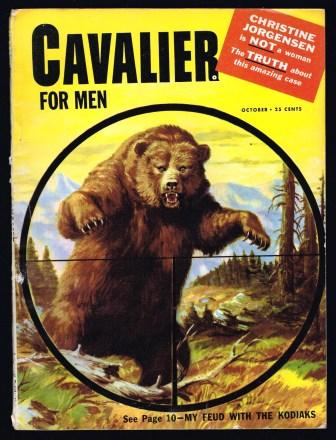 Image for Cavalier: October, 1953