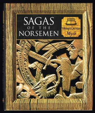 Image for Sagas of the Norsemen: Viking and German Myth
