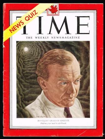 Image for Time: The Weekly Newsmagazine, October 29, 1951