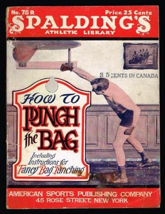 Image for How to punch the Bag; Including directions for exhibition bag Punching