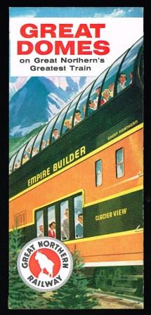 Image for Great Domes on Great Northern's Greatest Trains; Empire Builder