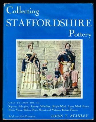 Image for Collecting Staffordshire Pottery