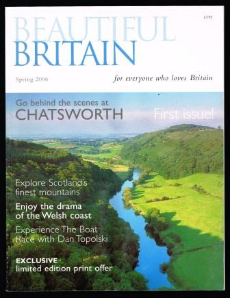 Image for Beautiful Britain; First Six Issues