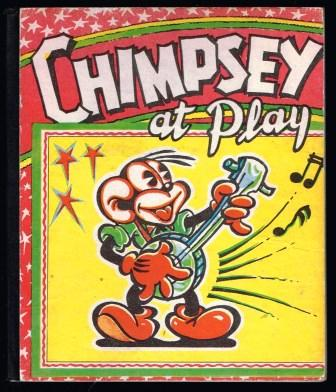 Image for Chimpsey at Play