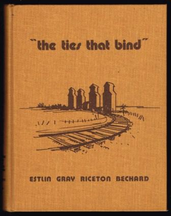 "Image for ""The Ties that Bind"" : Estlin, Gray, Riceton, Bechard; Volume 2"