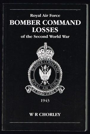Image for Royal Air Force Bomber Command losses of the Second World War ;  Volume Four