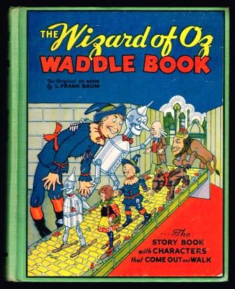 Image for The Wizard of Oz Waddle Book