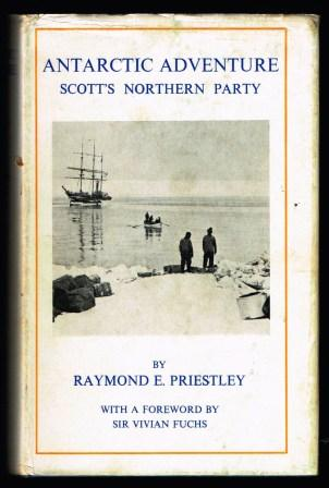 Image for Antarctic Adventure: Scott's Northern Party
