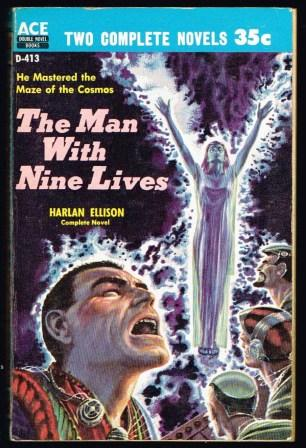 Image for A Touch of Infinity/The Man with Nine Lives