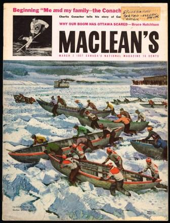 Image for Maclean's: March 2, 1957
