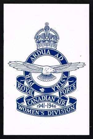 Image for Royal Canadian Air Force Women's Division 1941-1946