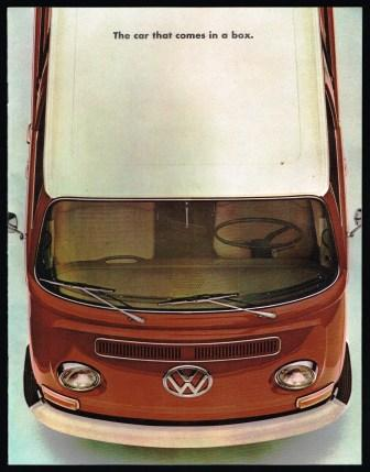 Image for The Car That Comes in a Box; Volkswagen Station Wagon